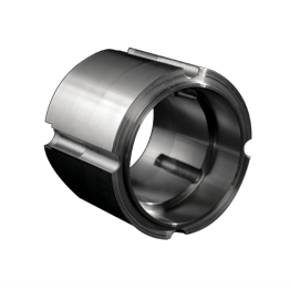 Coupling cap F114 steel