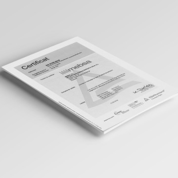 EN 9100 Quality Certificate