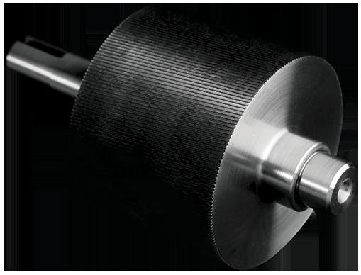 Milling wheel F1252 steel