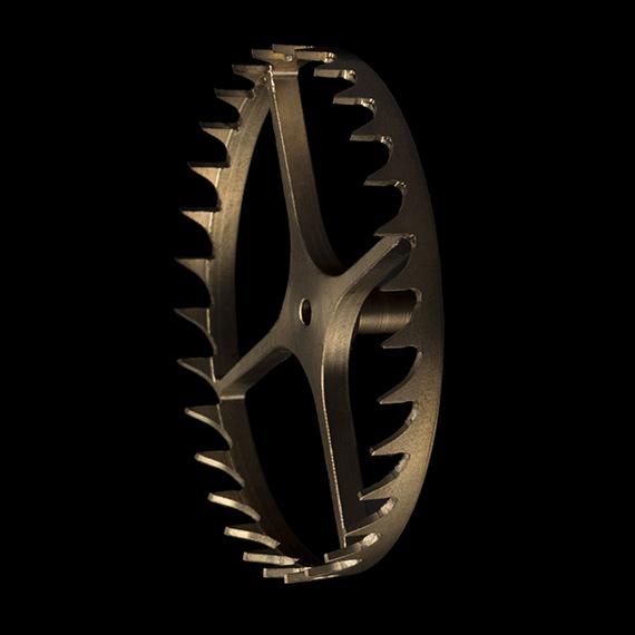Escapement wheel (watchmaking)