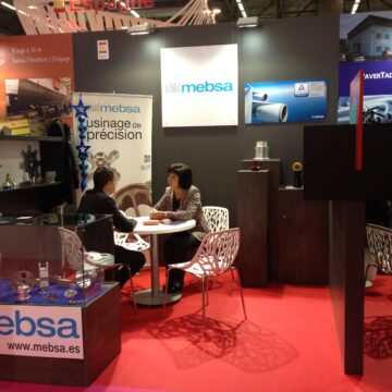 MEBSA PRESENT AT THE MIDEST EXHIBITION – LYON 2021