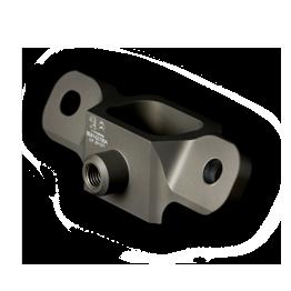Stoßdämpferhalterung Aluminium 7075 OAD