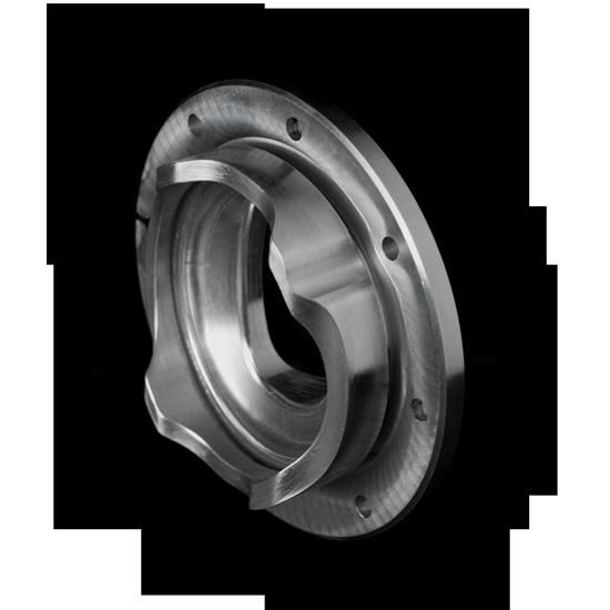 Oil filter holder 2017 aluminium