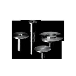 Bauteile für die Atomindustrie Rostfreier Stahl AISI 316L