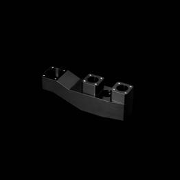 Bauteil für Laborausstattung Aluminium 5083