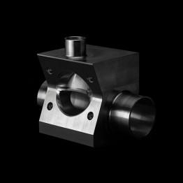 Fluidverteiler Rostfreier Stahl AISI 316L