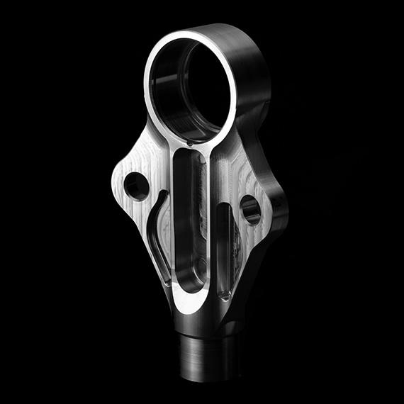 Arm 15CDV6 steel