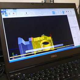 MEBSA trabaja con TECNOCIM y mastercam